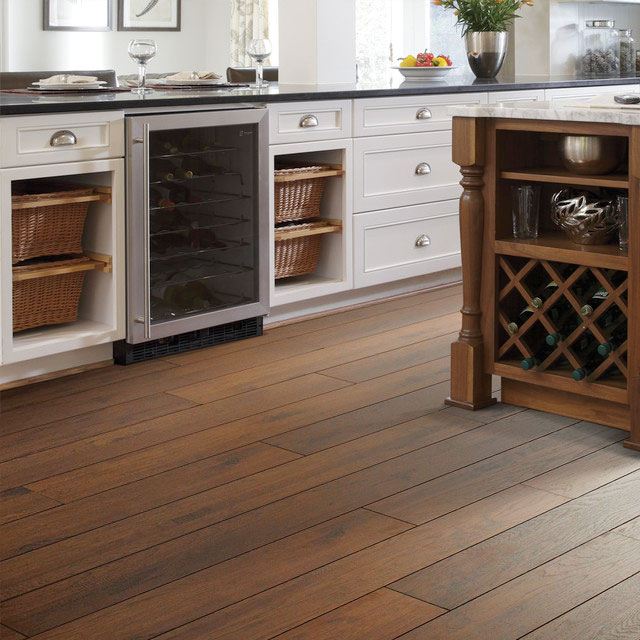 trend laminate - Laminate Flooring In A Kitchen